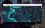 Just Cause 3 Gas Station-Junkyard Location