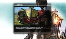 JC2 loading 17 (sabotage)