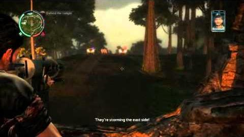 Just Cause 2 Faction Missions Ular Boys Holy Smoke!