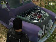 Hurst Buckaroo, Engine