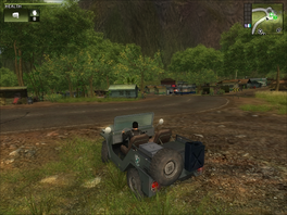 Military Wallys GP Rear