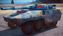 Jc3 Imperator Bavarium Tank