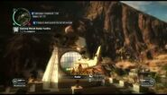 Just Cause 2- settlement completion- Gunung Merah Radar Facility 06