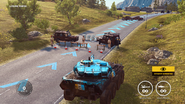 JC3 Roadblocks (military and DRM)