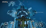 EDEN Airship Deck Rear