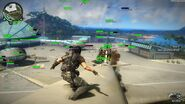 Just Cause 2 Multiplayer early version