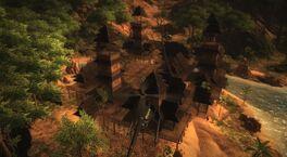 Lengkok Sungai Gambler's Den (1)