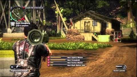 Just Cause 2 - Faction Mission - Taming The Beast