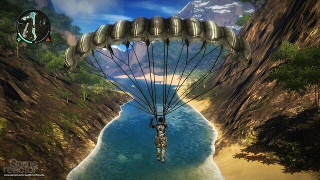 File:Parachuting at Sungai Sejuk river.jpg