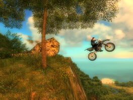 Yamada 37-14 Vaquero stunt (picture from game developers)