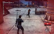 Black Hand Ghost Combat