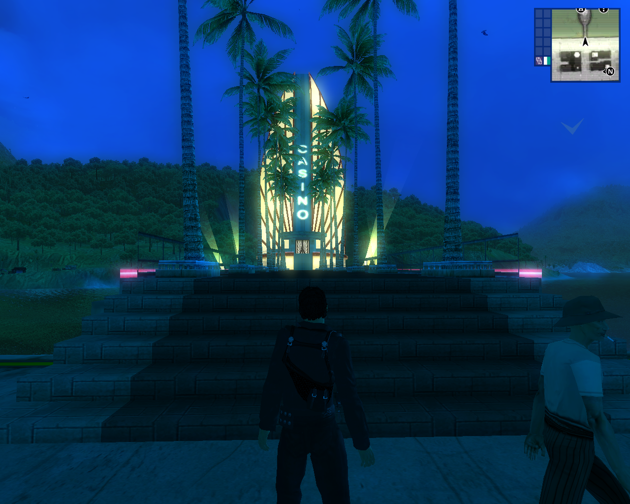 just cause 2 casino location