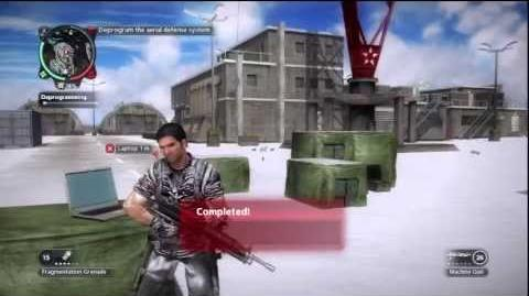 Just Cause 2 - Faction Mission - Clear Skies