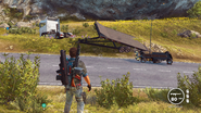 Autostraad Reisender 7 and Mugello Farina Duo transport fail