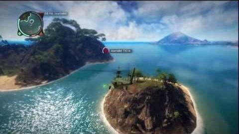Just Cause 2 - Faction Mission - Stop the Press