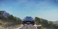 JC3 sports car jump