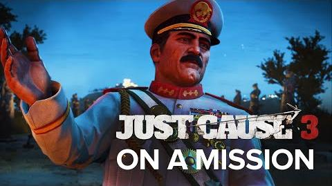 Just Cause 3 On A Mission