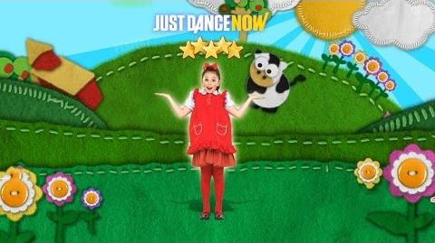 Just Dance Now - Mary Had a Little Lamb 5*