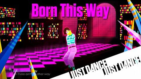 Just Dance 2016 - Born This Way Alternate