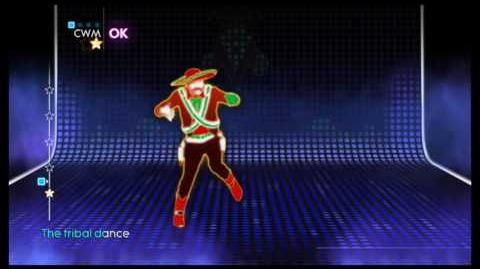 Tribal Dance (Mashup) - 2 Unlimited Just Dance 4