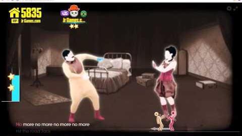 Just dance Now- Hit Road Jack 4 estrelas