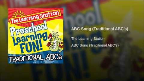 ABC Song (Traditional ABC's)