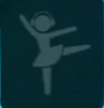 Battery dubstep ballerina