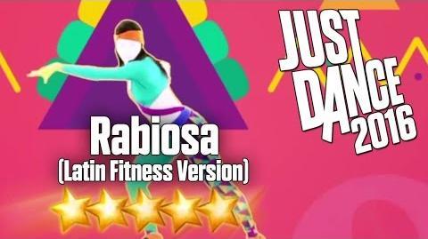 Just Dance 2016 - Rabiosa (Aerobic) - 5 stars