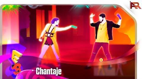 Just Dance 2018 - Chantaje E3