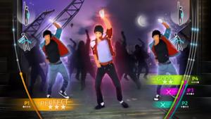Beat It MJTE