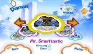 Mr. Smurftastic on Menu