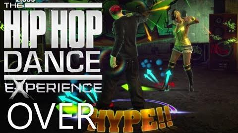 The Hip Hop Dance Experience Over