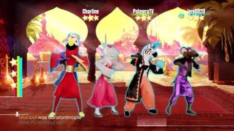 Just Dance® 2017-Unlimited Istanbul - Superstar