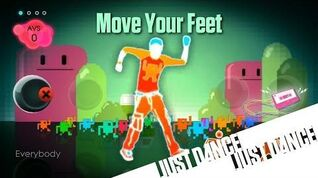 Just Dance 2 - Move Your Feet