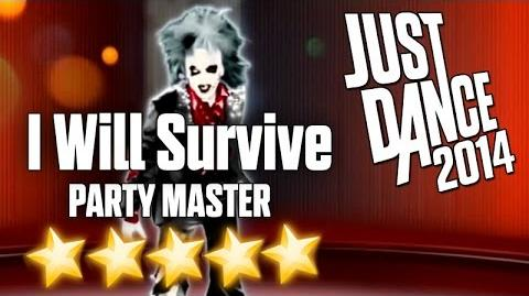 Just Dance 2014 - I Will Survive (Party Master) - 5 stars