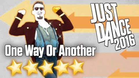 Just Dance 2016 - One Way Or Another (Teenage Kicks) - All perfects