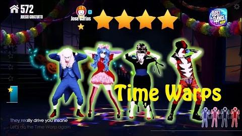 Just Dance Now - Time Warp - 4* Stars