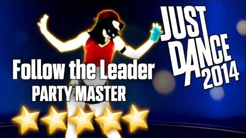 Just Dance 2014 - Follow the Leader (Party Master) - 5 stars