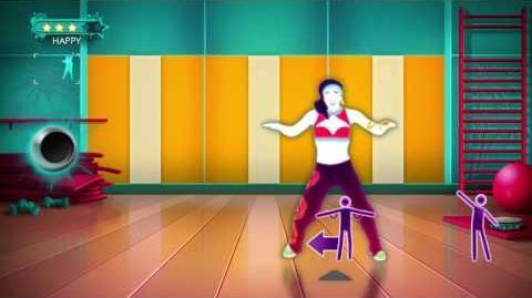 Just Dance 3 Merengue DLC 5 Stars Xbox 360