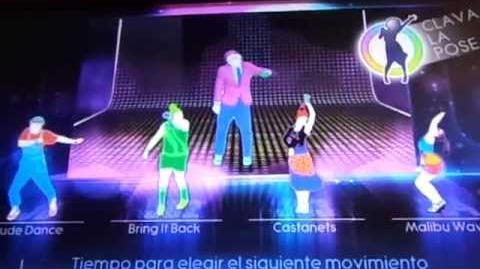 Just Dance 4 (Wii U) Maneater Puppet master mode