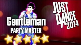 Just Dance 2014 - Gentleman (Party Master) - 5 stars