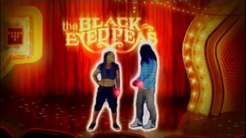 The Black Eyed Peas Experience - Wii - The Black Eyed Peas - Don't Phunk With My Heart