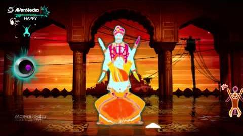 Just Dance 3 Katti Kalandal, Bollywood (Duo)-(DLC) 5*
