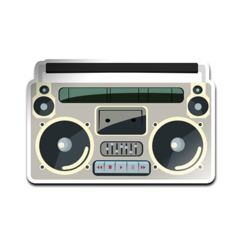 Image - Boombox Avatar.png | Just Dance Wiki | FANDOM ...
