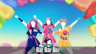 Just Dance Vitality School - Bar Bar Bar - 5 Stars