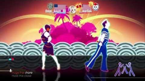 Sway (Quien Sera) (World Video Challenge Mode) - Marine Band - Just Dance Unlimited