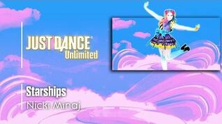 Starships - Just Dance 2017
