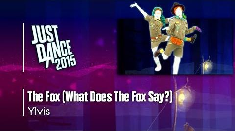 The Fox (What Does The Fox Say?) (Campfire Version) - Just Dance 2015