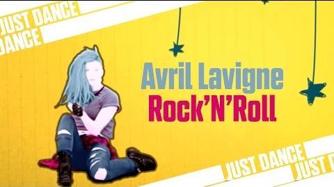 Rock'N'Roll - Avril Lavigne Just Dance 2015
