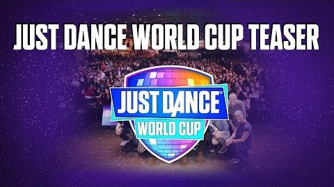 JUST DANCE 2017 WORLD CUP FINALE TEASER
